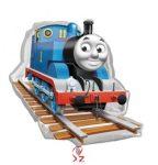 """Óriás fólia lufi 29"""", 73cm, Thomas a gőzmozdony, n2481701, héliummal töltve"""