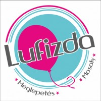 "Fólia lufi 18"" 45cm Party Time, kutya, cica, 57614, héliummal töltve"