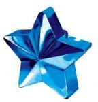 Léggömbsúly, nehezék 170g csillag forma, kék színben, 11780001