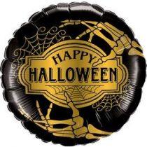 """Fólia lufi 18"""" 45cm Halloween, 58150, héliummal töltve"""