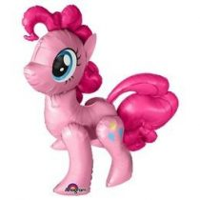 Sétáló lufi, airwalkers 45 inch 114 cm My Little Pony - Héliummal töltve