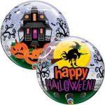 """Halloween Bubbles lufi 22"""" 56cm Héliummal töltve, 51999"""