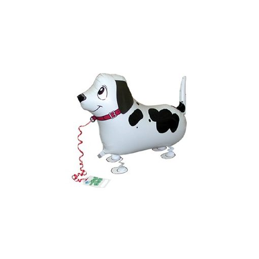 Sétáló lufi - kutya