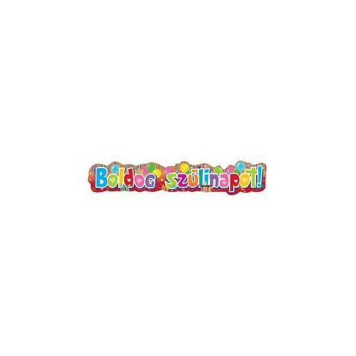 Boldog szülinapot! banner, mb30991