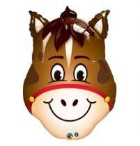 """Óriás fólia lufi 32""""  ló, 16210, héliummal töltve"""