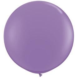 3 feet 91cm óriás latex léggömb fashion orgona lufi, fashion spring lilac