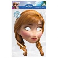 Karton maszk - Frozen, Anna 36644