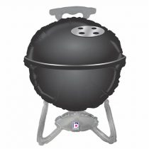 """Óriás fólia lufi 32"""", 81cm, grill, barbecue, B35373cs, héliummal töltve"""