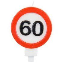 Számos gyertya, sebességkorlátozó, 60-as, f62660