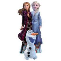 Óriás sétáló lufi, airwalkers 35 inch 144 cm Frozen, Elza