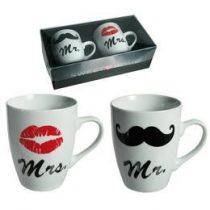 Bögre esküvőre Mr és Mrs, j78-8217