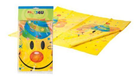 Műanyag asztalterítő Smiley, 130x180cm, FFUN024