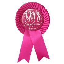 Kitűző lánybúcsúra 17x10cm Lánybúcsú party, 23728