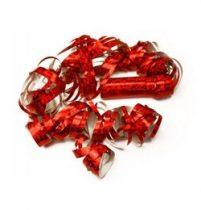 Szerpentin 4m Hologramm piros oSHN-007