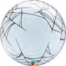 """Halloween Deco Bubbles lufi 24"""" 61cm Héliummal töltve, 17392"""