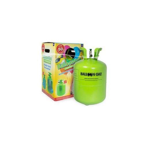 Eldobható hélium palack 50db lufihoz, 25203