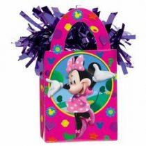 Léggömbsúly, nehezék 160g ajándéktasak forma, Minnie, a110220