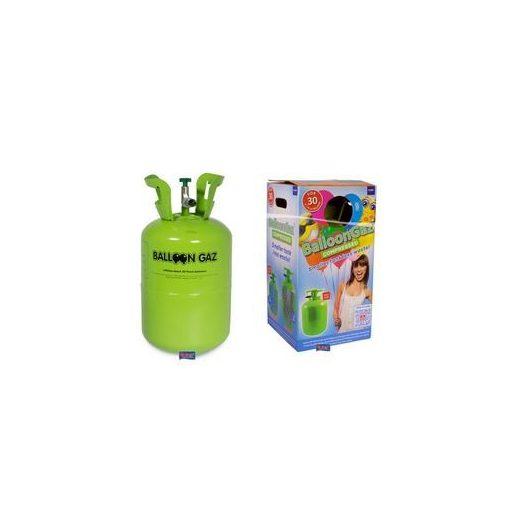 Eldobható hélium palack 30db lufihoz, 25202