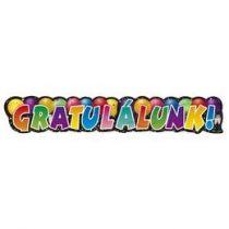 Banner, Gratulálunk!, mb34166