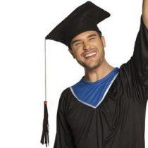 Ballagási kalap, diplomaosztó, 90646