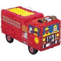 Pinata játék, tűzoltóautó