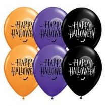 "Halloween latex lufi 11"" 28cm 60152"