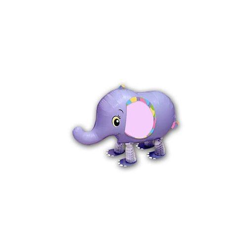Sétáló lufi - elefánt