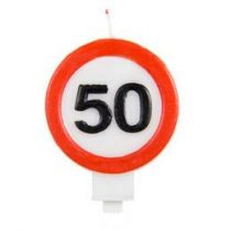 Számos gyertya, sebességkorlátozó, 50-es, f62650