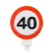 Számos gyertya, sebességkorlátozó, 40-es, f62640