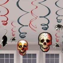 Függődekor Halloween a670192
