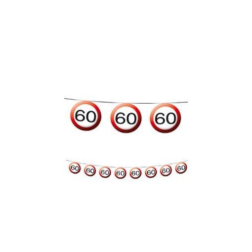 Füzér sebességkorlátozó számos 12m 60-as számmal f05185