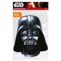 Karton maszk - Darth Vader, 32413