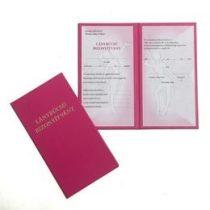 Lánybúcsú diploma, 37945
