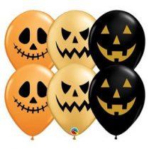 """Halloween latex lufi 11"""" 28cm, 25db, 97356"""