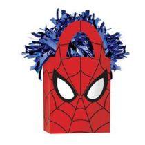 Léggömbsúly, nehezék 160g ajándéktasak forma, Pókember, Spiderman, a110118