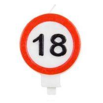 Számos gyertya, sebességkorlátozó, 18-as,  f62618