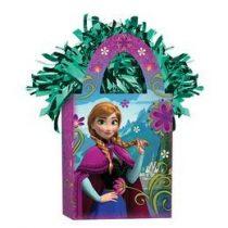 Léggömbsúly, nehezék 160g ajándéktasak forma, Frozen, Jégvarázs, a110090
